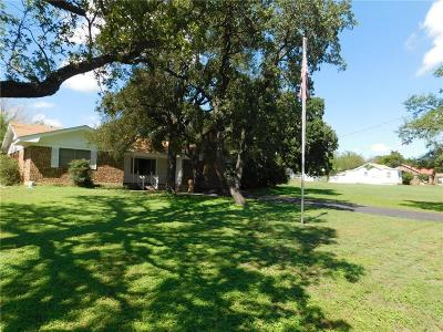 Brownwood Single Family Home Active Option Contract: 2807 Coggin Avenue