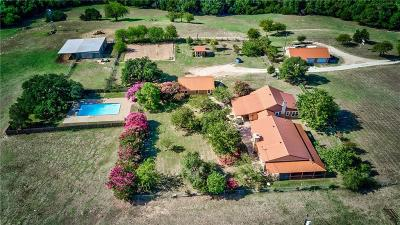 Weatherford Farm & Ranch For Sale: 7124 Tucker Drive