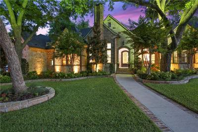 McKinney Single Family Home For Sale: 3501 Greystone Court