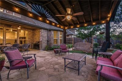 Frisco Single Family Home Active Option Contract: 14774 Maroon Bells Lane