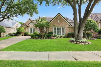 Frisco Single Family Home Active Option Contract: 3152 Hampshire Court