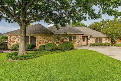 Fort Worth TX Single Family Home For Sale: $349,000