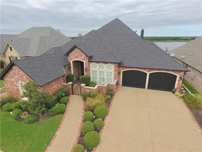 Parker County, Tarrant County, Hood County, Wise County Single Family Home For Sale: 4200 Bluff View Drive