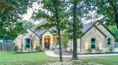 Weatherford Single Family Home For Sale: 184 Overton Ridge Circle