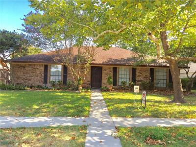 Carrollton Single Family Home For Sale: 2231 Big Bend Drive