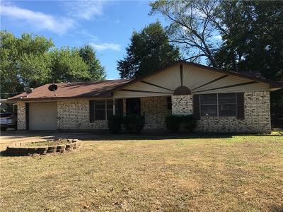 Van Single Family Home For Sale: 270 Alabama Street