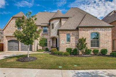 Frisco Single Family Home For Sale: 6006 Forefront Avenue