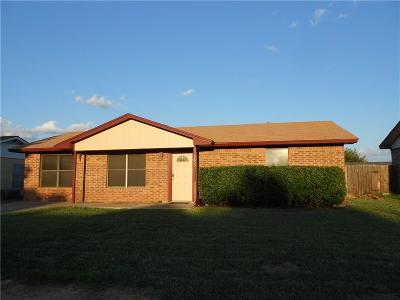Abilene Single Family Home For Sale: 3733 Scranton Lane