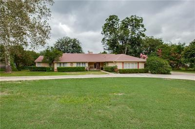 Tarrant County Single Family Home For Sale: 5125 Crown Road