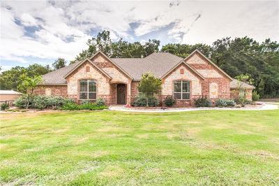 Springtown Single Family Home For Sale: 182 Wrigley Drive