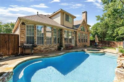 Allen Single Family Home For Sale: 1220 Brenham Court