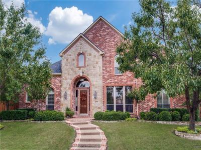Frisco Single Family Home For Sale: 4999 Corinthian Bay Drive