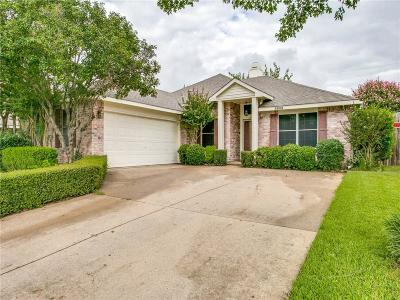 Tarrant County Single Family Home For Sale: 6609 Towerwood Drive