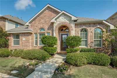 McKinney Single Family Home Active Option Contract: 5616 Leven Lane