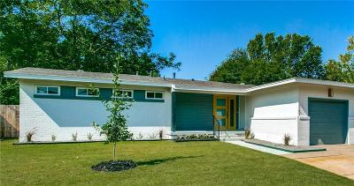 Single Family Home For Sale: 10165 Baronne Circle