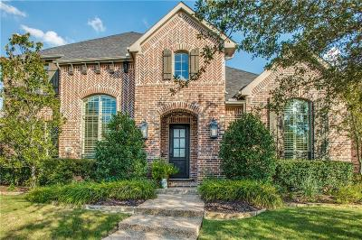 Lewisville Single Family Home Active Option Contract: 1157 Lady Carol Drive
