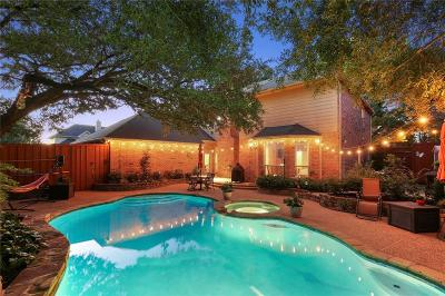 Plano Single Family Home Active Kick Out: 4528 Turnberry Court