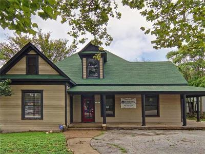 Weatherford Commercial For Sale: 318 Palo Pinto Street