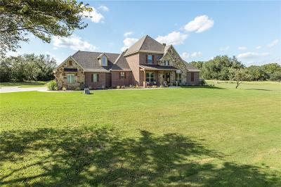 Weatherford Single Family Home For Sale: 154 Top Flight Drive