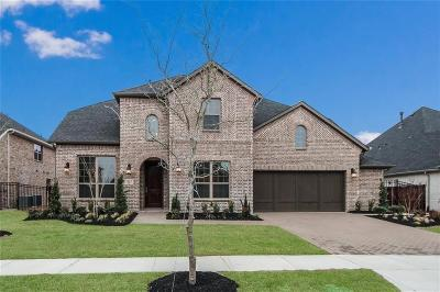 Frisco Single Family Home For Sale: 1867 Passionflower Boulevard