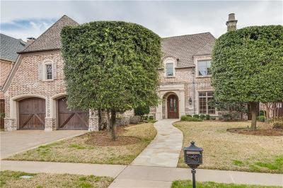 Frisco Single Family Home For Sale: 3100 Seneca Drive