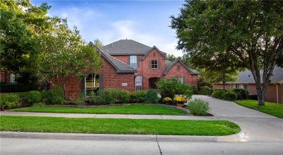 Garland Single Family Home For Sale: 2518 Vista Creek Court