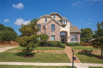 Keller Single Family Home For Sale: 317 Farm View Trail