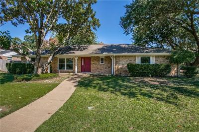 Grand Prairie Single Family Home For Sale: 2502 Nottingham Place
