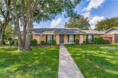Farmers Branch Single Family Home For Sale: 12909 Pennystone Drive