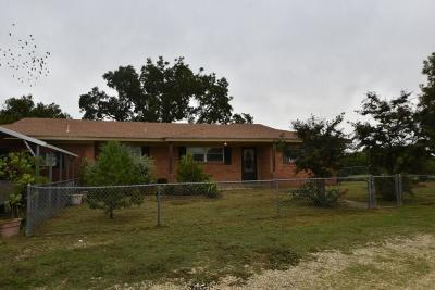 Stephenville Single Family Home For Sale: 760 College Farm Road