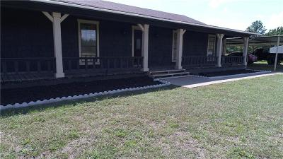 Corsicana Single Family Home For Sale: 548 County Road 1070