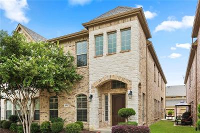 Carrollton Townhouse For Sale: 4124 Comanche Drive