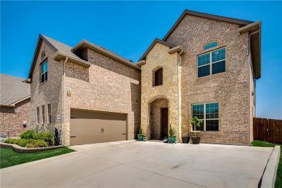 Sachse Single Family Home For Sale: 3626 Harlan Drive