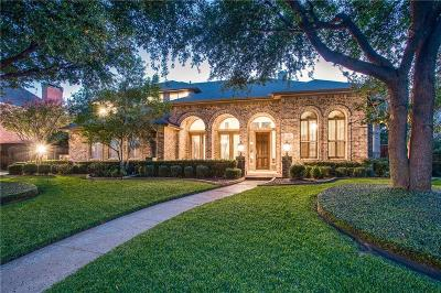 Coppell Single Family Home For Sale: 711 Cambridge Manor Lane