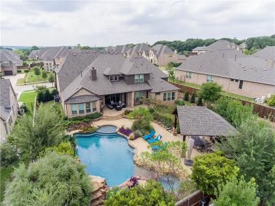 Keller Single Family Home For Sale: 665 Meadow Creek Drive