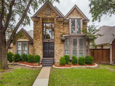 Irving Single Family Home For Sale: 404 Sheridan Trail