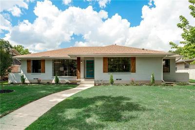 Single Family Home For Sale: 5215 Elkridge Drive