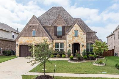 Roanoke Single Family Home For Sale: 1009 W Bluff Way