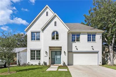 Dallas TX Single Family Home For Sale: $1,149,000