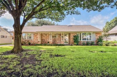 Single Family Home For Sale: 10630 Estate Lane