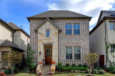 Irving Single Family Home For Sale: 4862 Cloudcroft Lane