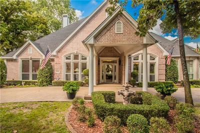 Keller Single Family Home For Sale: 2041 Greenwood Lane