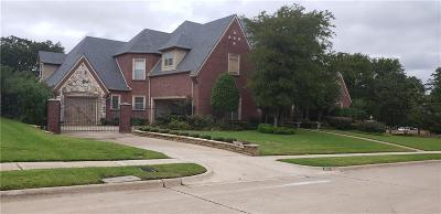 Keller Single Family Home For Sale: 1832 Kinsale Drive