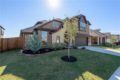 Denton Single Family Home For Sale: 9021 Athens Drive