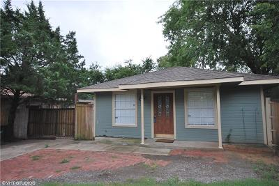 McKinney Single Family Home Active Option Contract: 718 Dudperkins Street