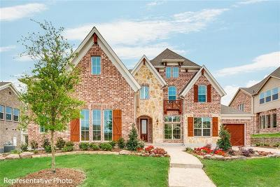 Wylie Single Family Home For Sale: 201 Red Bud Pass