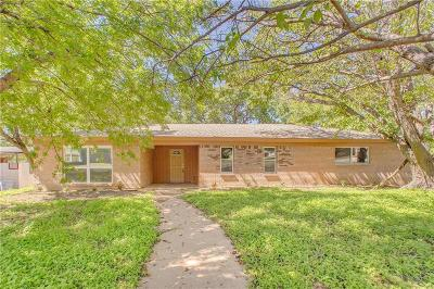 Single Family Home For Sale: 4121 Sunset Trail