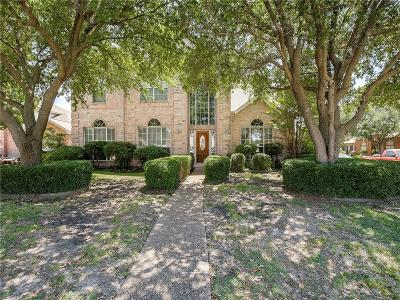 Rowlett Single Family Home For Sale: 5201 Orlando Circle