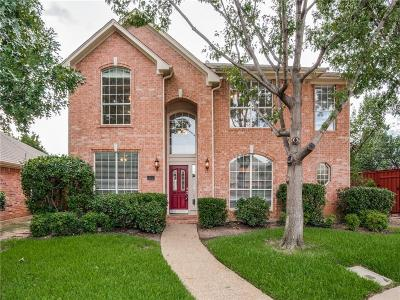 Irving Single Family Home For Sale: 8628 Mill Creek Road