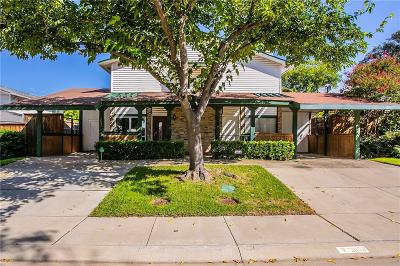 Carrollton Townhouse For Sale: 2653 Via Valencia